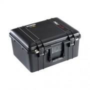 Peli case 1557 Air, zwart, met divider set