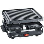 Gratar electric Severin RG 2686, 600W, 4 tavite, negru