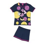 Pijama Infantil Curto Feminino Lupo Minnie Disney