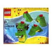 Lego Mini Figure Set #40019 Brickley The Sea Serpent Bagged