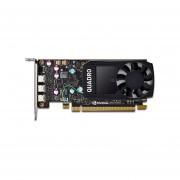 Tarjeta de Video NVIDIA QUADRO P400 PNY, 2GB GDDR5, 3xMini