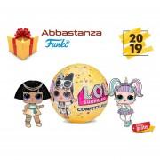 1 Lol Surprise Confetti Pop Esfera Serie 3 Con 9 Sorpresas
