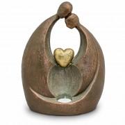 Groot Asbeeld Verlichte Eeuwige Liefde (3 liter)
