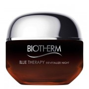 Biotherm Blue Therapy Amber Algae Revitalize Nacht Creme 50 ml