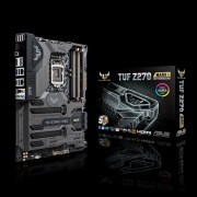 MB Asus TUF Z270 MARK 1, LGA 1151, ATX, 4x DDR4, Intel Z270, S3 6x, LAN 2x, DP, HDMI, 36mj