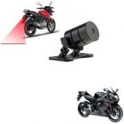 Auto Addict Bike Styling Led Laser Safety Warning Lights Fog Lamp Brake Lamp Running Tail Light-12V For Suzuki Gixxer 600