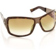 GUCCI Round Sunglasses(Brown)