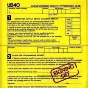 UB40 - Signing Off (0077778826125) (1 CD)