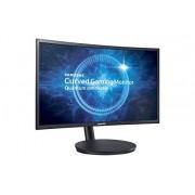 Samsung monitor c27fg70fqu 68,6 cm (27 inch) Curved responstijd) Zwart, zwart 24 inch