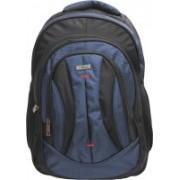 Bleu Vista - 17.5 Inch (15.6 inch laptop) -Blue & Black - 437 25 L Laptop Backpack(Multicolor)