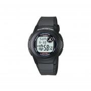 Reloj Casio F-200W-1A-Negro