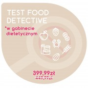 Test Na Nietolerancje Pokarmowe Food Detective Z Wykonaniem W Gabinecie Dietetycznym