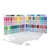 Crayola Фломастеры Crayola Гигантский набор фломастеров 60 шт.