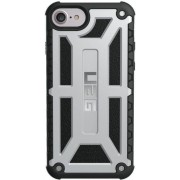 UAG Monarch Case (iPhone 8/7/6(S) Plus) - Grå/svart