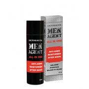 Dermacol Cremă- gel si balsam aftershave Men Agent (Anti-Aging Moisturiser After Shave) 50 ml