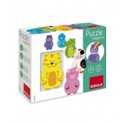 Puzzles Magneticos Intercambiables - Diset