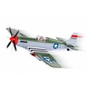 Cobi P-51 vliegtuig bouwstenen pakket