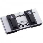 Boss FS-6 Dual Foot Switch Accesorios efectos