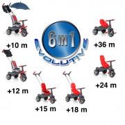 Molto Tricicleta 6 In 1 Urban Trike Deluxe Edition