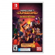 Minecraft Dungeons: Hero Edition - Switch - Sniper