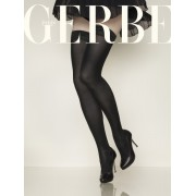 Gerbe - Opaque satin sheen support hold ups Futura 40 DEN