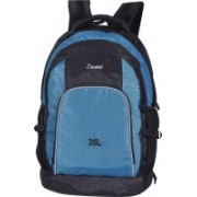 Zwart RUCK-ADVENTURE Rucksack - 35 L(Blue, Black)