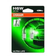 Osram 64132ULT-02B H6W jelzőizzó