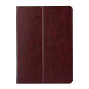 Shop4 - iPad Air (2019) Hoes - Handige Luxe Book Cover Bruin