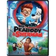 Mr. Peabody and Sherman DVD 2014