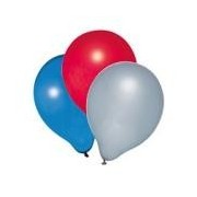 Baloane Diverse Culori Metalice Set 6