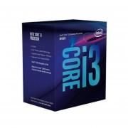 CPU INTEL CORE i3 8100 4NUCLEOS 3.6GHz SOC 1151 BX80684I38100-negro