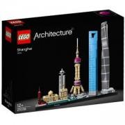Конструктор Лего Архитектура - Шанхай - LEGO Architecture, 21039