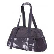REEBOK Enhanced Lead & Go Graphic Grip Bag Grey