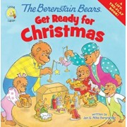 The Berenstain Bears Get Ready for Christmas, Paperback/Jan &. Mike Berenstain