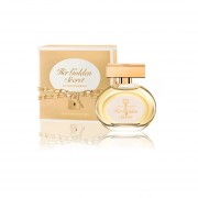 GOLDEN SECRET DAMA EDT 80 ML ANTONIO BANDERAS