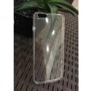 Силиконов калъф за iPhone 6/6s Plus прозрачен гръб