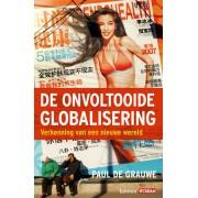 Lannoo De ontvoltooide globalisering - Paul de Grauwe - ebook