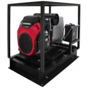 AGT 11501 HSBE SE , Generator curent cu motor Honda , putere 11 kVA