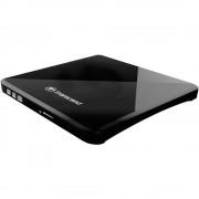 DVD snimač Transcend Slimline, USB 2.0 TS8XDVDS-K