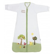 Sac de dormit cu maneca lunga Forest Friends 6-18 luni 3.5 Tog