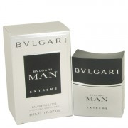 Bvlgari Man Extreme Eau DE Toilette Spray By Bvlgari 1 oz Eau DE Toilette Spray