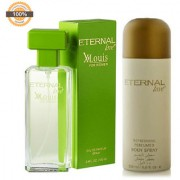 Eternal Love Eau De Parfum Xlouis Women 120ml + Eternal Love Body Spray Women 200ml
