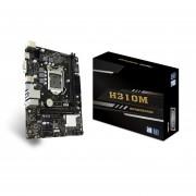 Tarjeta Madre Biostar Micro ATX H310MHP S-1151 Intel H310