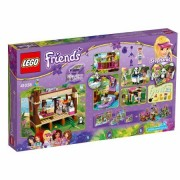 Lego Friends Jungle Rescue Base Kids Play Building Set w/Minifigures/- Bathroom hut Features Opening Door, Toilet, Washbasin and Outdoor Shower