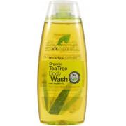 Dr. Organic Tea Tree Body Wash - 250 ml