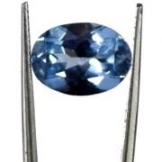 4.27 Ratti Best quality Blue Topaz stone Lab Certified