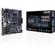 Asus PRIME A320M-K - Moederbord - micro ATX - Socket AM4 - AMD A320 - USB 3.0 - Gigabit LAN
