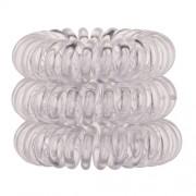 Invisibobble Hair Ring Haargummis für Frauen Haargummis Farbton - Crystal Clear
