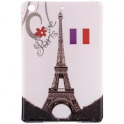 Husa Apple iPad Mini 1 / 2 Silicon Gel TPU Paris Sunset