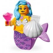 LEGO Movie Minifigur Marsha Queen of Mermaids